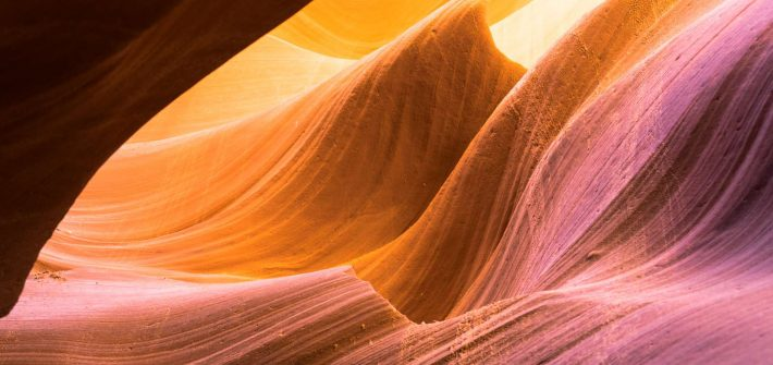 USA Lower Antelope Canyon