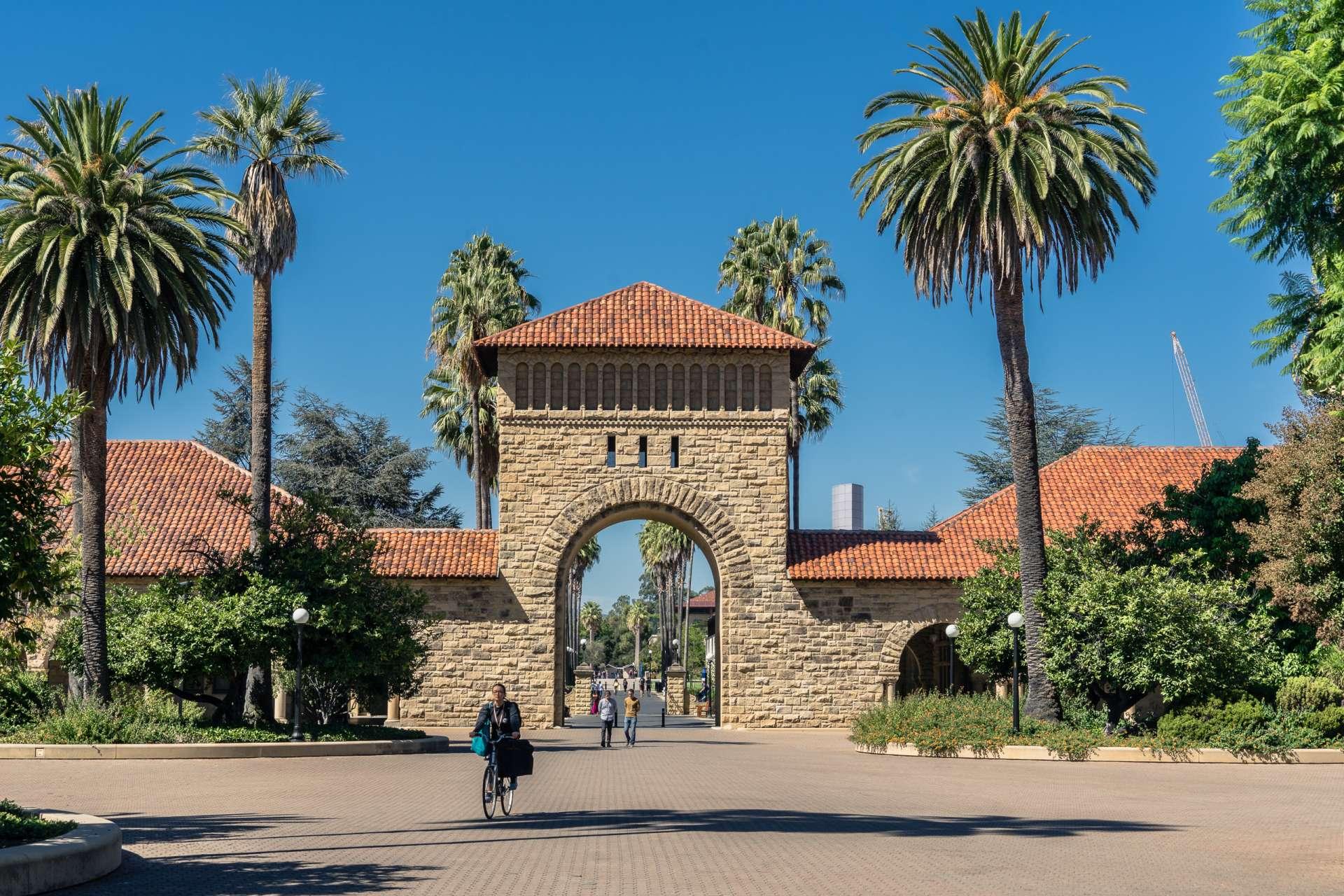 USA San Francisco Stanford