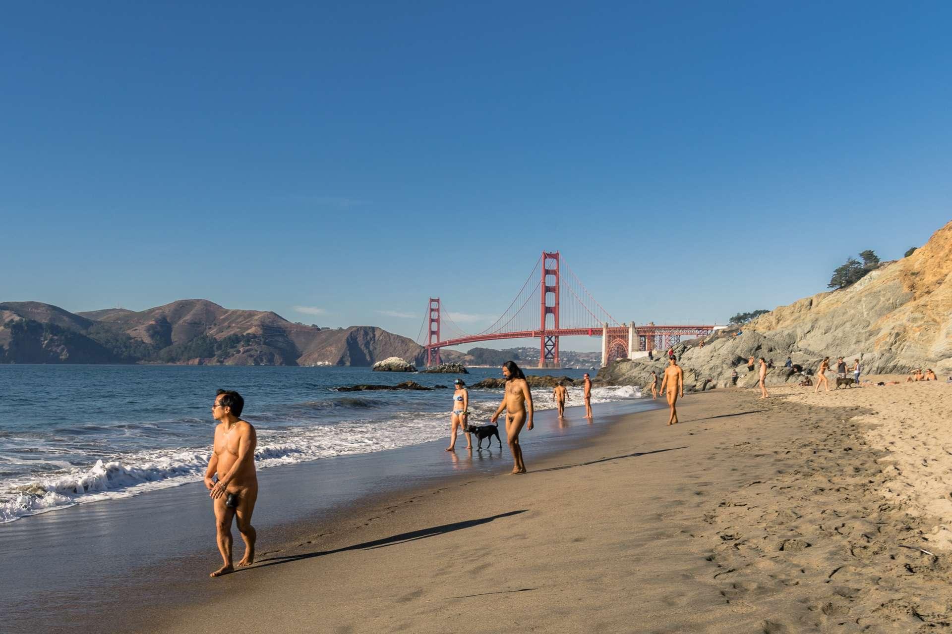 San diego beaches nude
