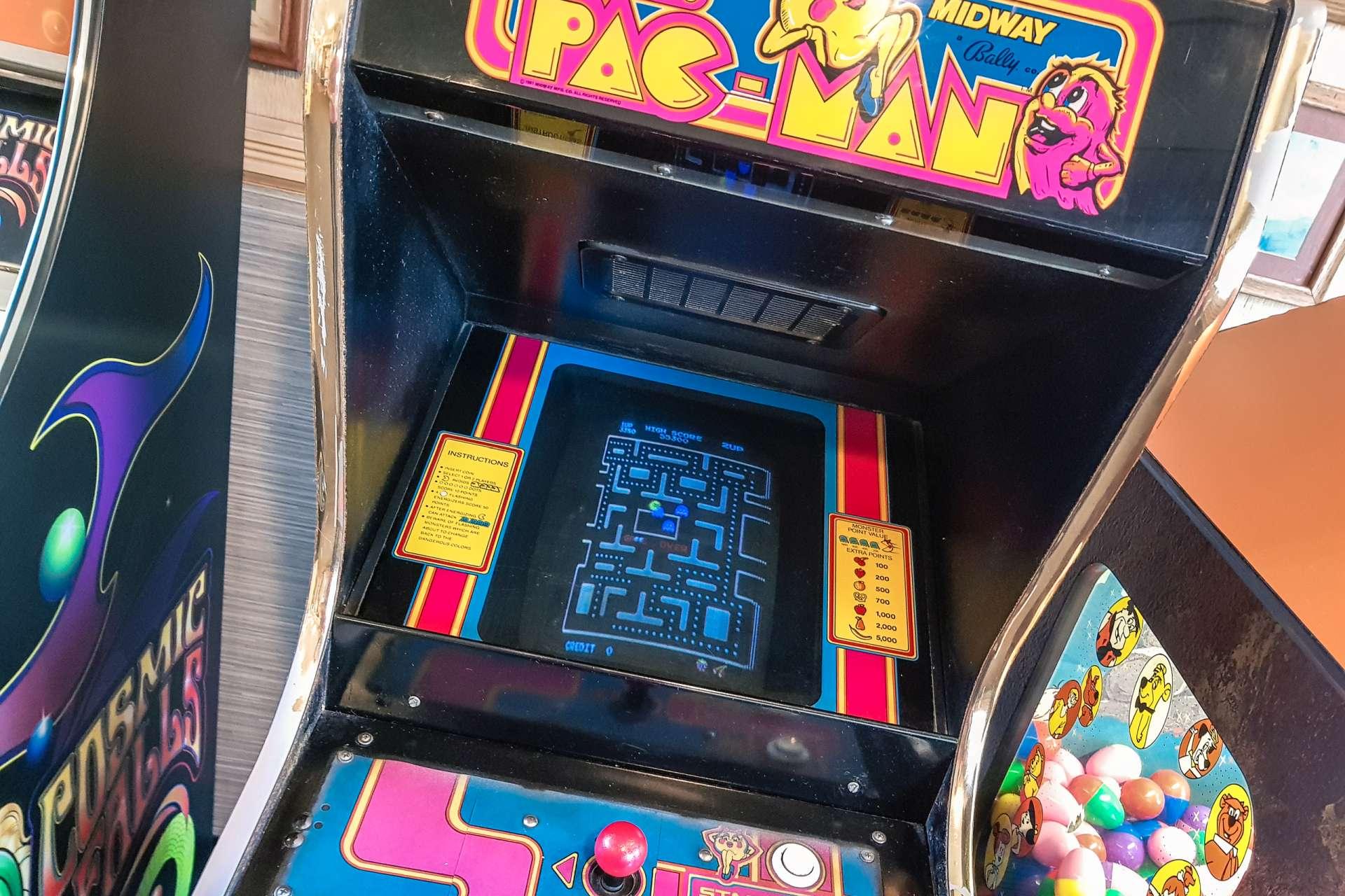 USA Pacman