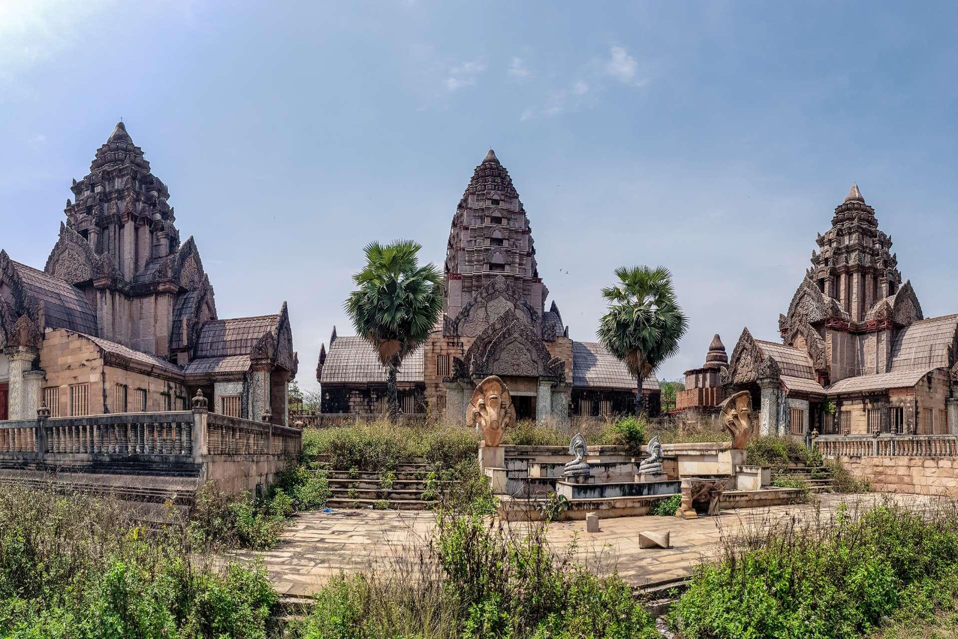 Thailand Chiang Rai Temple
