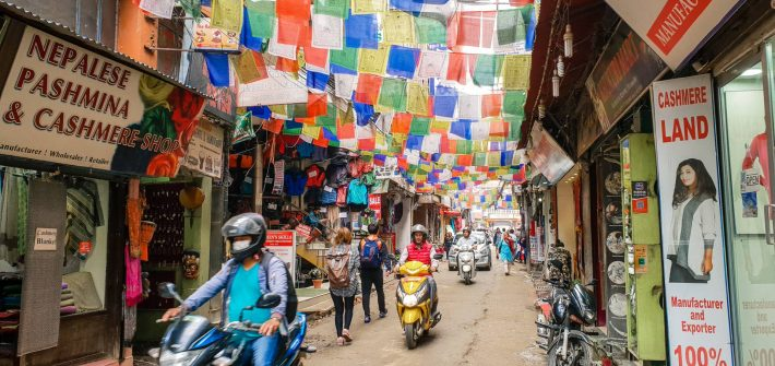 Nepal Kathmandu Thamel