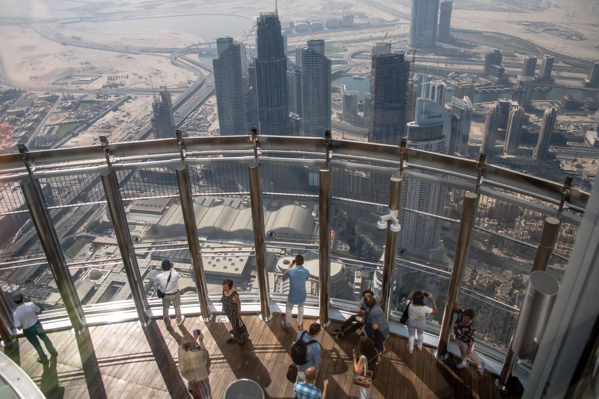 UAE Dubai Burj Khalifa