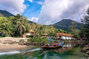 Thailand Koh Phangan island