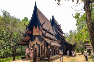 Thailand Chiang Rai house of black magic Bandaam Museum