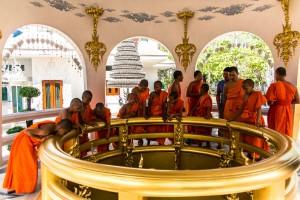 Thailand Chiang Rai White Temple Wat Rong Khun