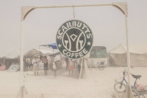 USA Burning Man 2018